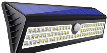 best portable solar outside outdoor lights